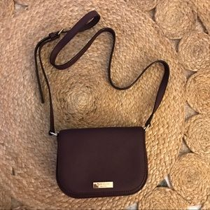 KATE SPADE Plum Purple Crossbody